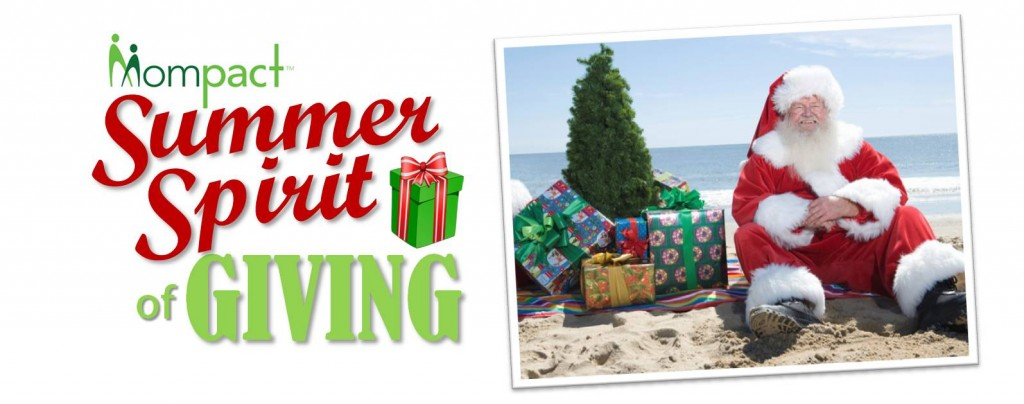 Summer Spirit of Giving Mompact